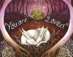 You Are Loved by Amanda Clark