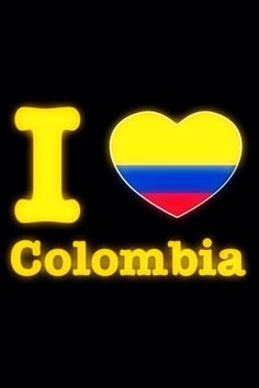 I ❤️ Colombia