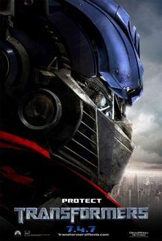Couverture : Transformers