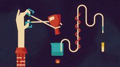 Illustration / http://jimleszczynski.com Animation / Nick Forshee & Ian Sigmon Music & Sound Design / http://bryanandsteve.com