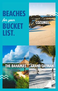 Book The Ultimate Beach Vacation On A Carnival Cruise. Check A Bunch Of Beaches Off Your Bucket List On A Carnival Cruise Vacation. Visit To Start Planning Now. Vacation Places, Cruise Vacation, Vacation Trips, Dream Vacations, Vacation Spots, Places To Travel, Travel Destinations, Beach Vacations, Peru Vacation