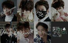 Imagen de ji sung, kill me heal me, and korean