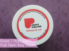 NEW POST! Review | Peppy Galore Fruit Punch Body Mousse #blog #blogger #bbloggers #bbloggerspost #beauty #beautyblogger #beautyblog #skin #skincare #review #bodymousse #moisturiser #peppygalore #raspberrykiss #natural