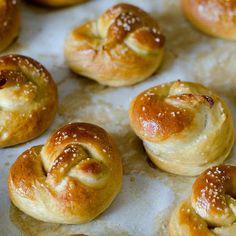 Homemade Soft Pretzels Recipe | Key Ingredient