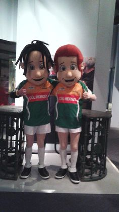 The Cúl Heroes pay a visit to the GAA Museum. Croke Park, Ronald Mcdonald, Museum, Events, Fictional Characters, Art, Happenings, Craft Art, Kunst
