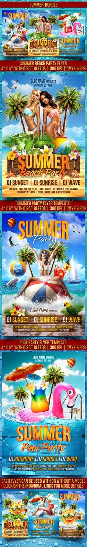 Beer Fest Flyer and Poster Template Beer fest, Template and - summer flyer template
