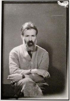 Constantin Brancusi Paris circa 1930 by Man Ray