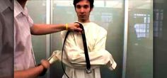 How to Make a straitjacket for your movie or for Halloween