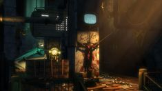ArtStation - BioShock (Irrational Games), Digital Frontiers Irrational Games, Bioshock Series, Art Direction, Lighthouse, Storytelling, Digital, Artwork, Bell Rock Lighthouse, Light House