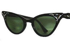 50's sunglasses