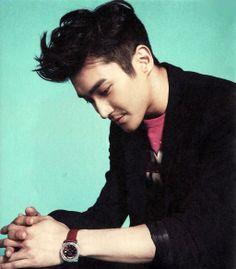 Super Junior M - Siwon - Swing
