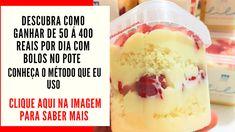 10 RECEITAS DE BOLOS NO POTE Chocolate Caramel Tart, Bridal Tiara, Chocolates, Mousse, Gluten Free, Pudding, Cooking, Breakfast, Desserts