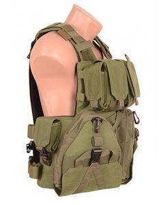 TYREE –  MINI-MI OPERATOR ASSAULT VEST Assault Vest, Vests, Backpacks, Bags, Collection, Handbags, Backpack, Backpacker, Bag
