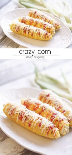 This Crazy Corn Recipe is a true El Salvadorian treat! It is a delicious way to eat corn on the cob and you seriously won't believe what ingredients I used!   #HuskYeah Post made possible by @SweetFreshCorn