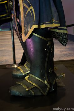 Warcraft Movie Costumes from Blizzcon 2014 – The Stormwind Gallery