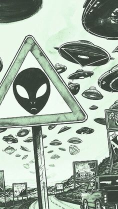 desenhos de alien tumblr - Pesquisa Google