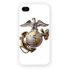 Eagle Marines Corps USMC iPhone 4/4S and iPhone 5 Cases