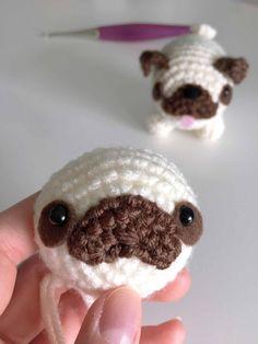 Crochet Patterns Amigurumi, Crochet Dolls, Single Crochet Decrease, Dog Pattern, Free Pattern, How To Start Knitting, Stuffed Animal Patterns, Cute Crochet, Crochet Animals