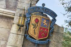 Be Our Guest Restaurant - Magic Kingdom - Disney http://dicasdeferias.com/2013/04/be-our-guest-o-restaurante-que-revolucionou-o-magic-kingdom/ #dicasdeferias