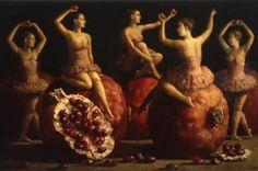 Ilya Zomb Paintings