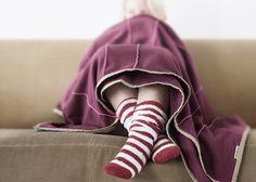 warm fleece blanket | Pillah.nl