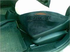 Vordersitze Citroen C4 Picasso. perfekte Passform der Sitzbezüge #designbezuege #designbezuege nach maß #Tuning, #Stickerei, #Tuning, #Citroen C4 Picasso,  #Rautenmuster Picasso, Diamond Pattern, Embroidery, Vehicles