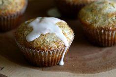 Lemon Poppy Seed Muffins by joy the baker