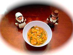 Hearty Autumn Pumpkin Stew Recipe