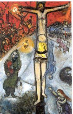 Chagall, Ressurreição