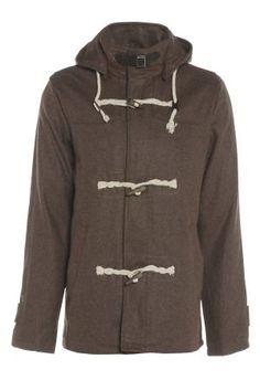 Mens Duffle Coat £54.00 http://www.bravesoul.co.uk/shop/clothing/mens-duffle-coat?colour=Oatmeal #duffle #mensfashion