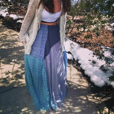 I NEEEED THIS IN MY LIFE FP ONE Patchwork Maxi style pic on Free People