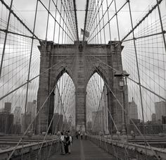 Picture: Brooklyn bridge 1