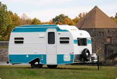 New! vintage style Scotty campers for those that love the look, but don't have the time to do a restore/remodel.