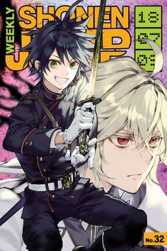 A Saunter Through Weekly Shonen Jump (July 2nd & 9th, 2018) » The Curiously Dead Cat