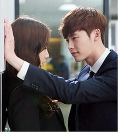 "Parksuk. ""Pinocchio"" Korean drama with Lee Jong Suk and Park Shin Hye."