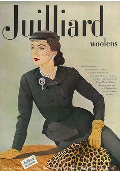 August Vogue 1951