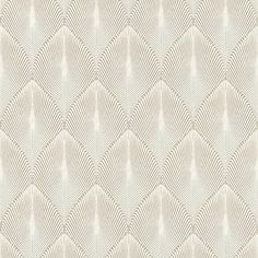 """""""An art deco inspired design in a versatile cream colourtone, works perfectly with any decor in a home or office."""