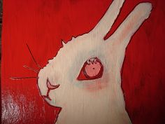 """""""the small red one"""" / ruth allen / april fourteen"""