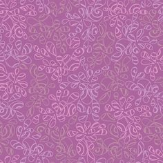 Orchid Nature Elements - Art Gallery Fabrics