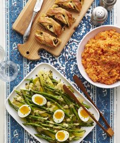 Vegetarian Easter Menu | Celebrate spring and impress your guests without breaking a sweat.