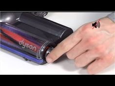 Dyson V6, DC59, DC59 & DC72 Motorhead, DC62 or DC74 Fluffy - Checking for blockages - YouTube