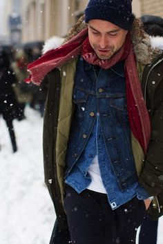Winter is a great time to step up your personal style. Enjoy our collection of men's winter outfits to help you stay stylish while out in the snow.