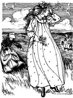 201 Prairie Dress – Folkwear