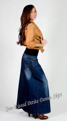 Modest Skirts Website...LOVE