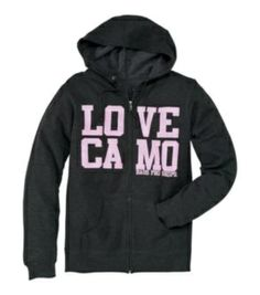 Bass Pro Shops Love Camo Hooded Sweatshirt for Ladies - Long Sleeve | Bass Pro Shops things-every-country-girl-needs