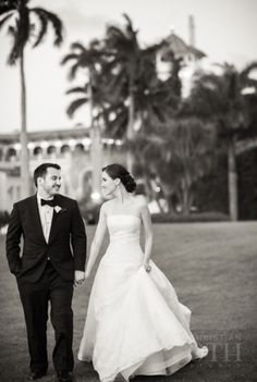 What it's really like to have your wedding at Mar-a-Lago