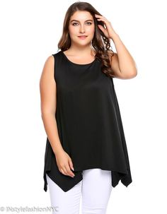 e5ca011c6ab1f 11 Best INstyle Plus Size Women s Blouse   Tops images in 2019