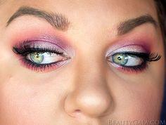 """Morphe """"Jaclyn Hill's Favorites"""" Eyeshadow Palette: Makeup Look and Tutorial"""