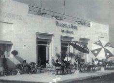 PORTO GARIBALDI anni \'50 Bar Ristorante Bagno ROMA | Magnavacca ora ...