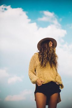 Sweater Weather For Whatever | Free People Blog #freepeople
